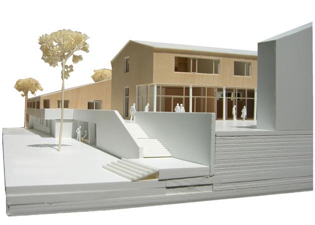 modellbild, architektur münchen